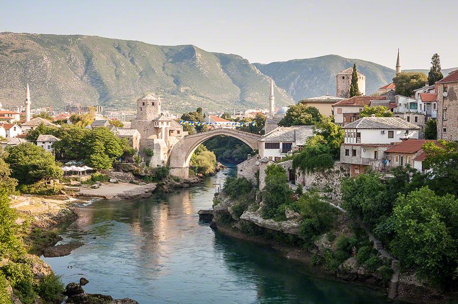 Vacationtraveladventure Stari Most V2 Mostar Bosnia