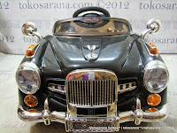 Mobil Mainan Aki Pliko PK888N RR Phantom L Black