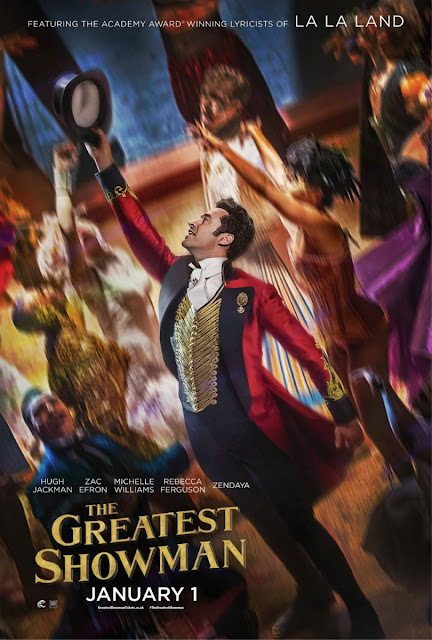 The Greatest Showman Poster Jackman
