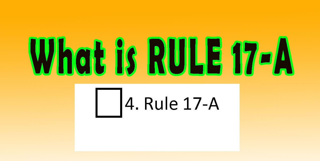 EASY NTS (Update info about Jobs in Pakistan): What is Rule