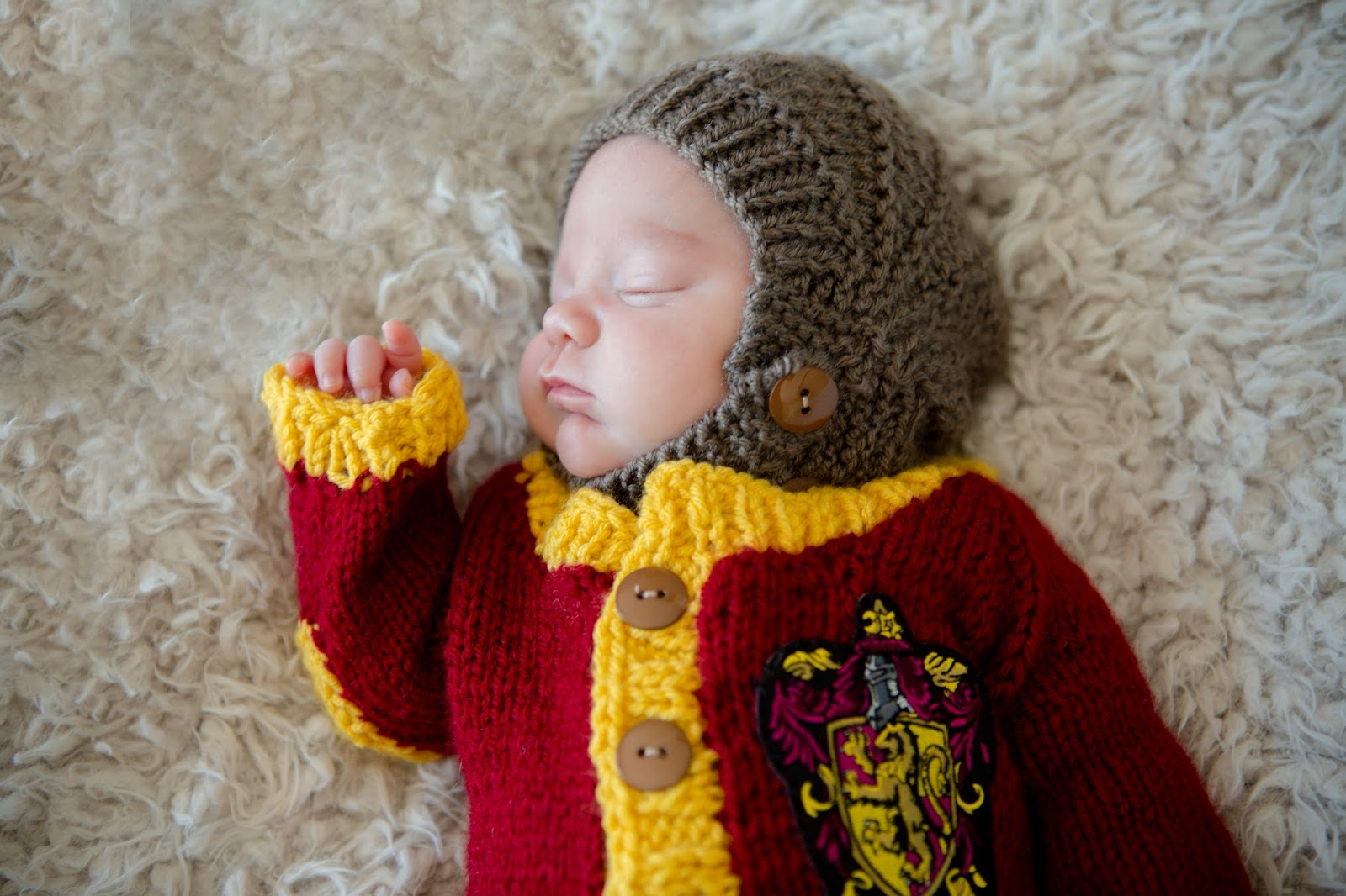 Harry Potter handmade outfit