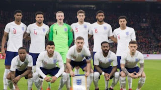 Timnas Inggris Berpeluang Juara Piala Dunia 2018 Rusia