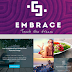 Embrace Creative Corporate WordPress Theme