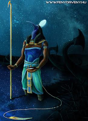 Az Atlantiszi Thoth smaragdtáblái: XIV. Smaragdtábla - A Jelképek