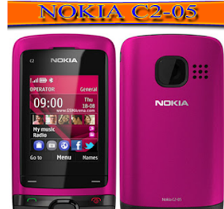 Nokia C2-05 RM-724 Latest Version Flashing Software Free Download