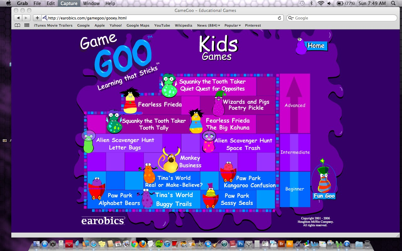 The Unlikely Homeschool Top 10 Free Educational Computer Games For Kids