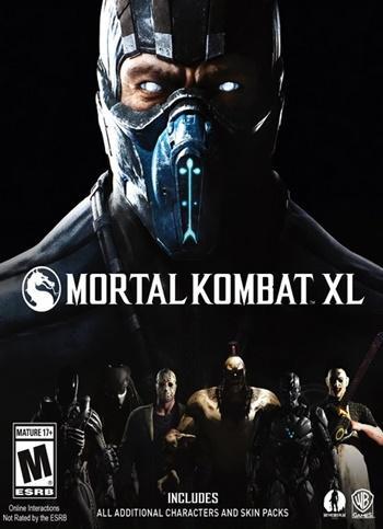 Mortal Kombat XL PC Full Español