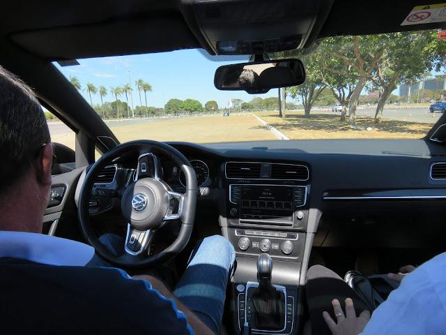 VW Golf GTI - Sistemas de Segurança
