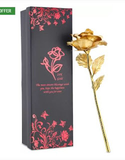 Golden Flower Gift Box Set