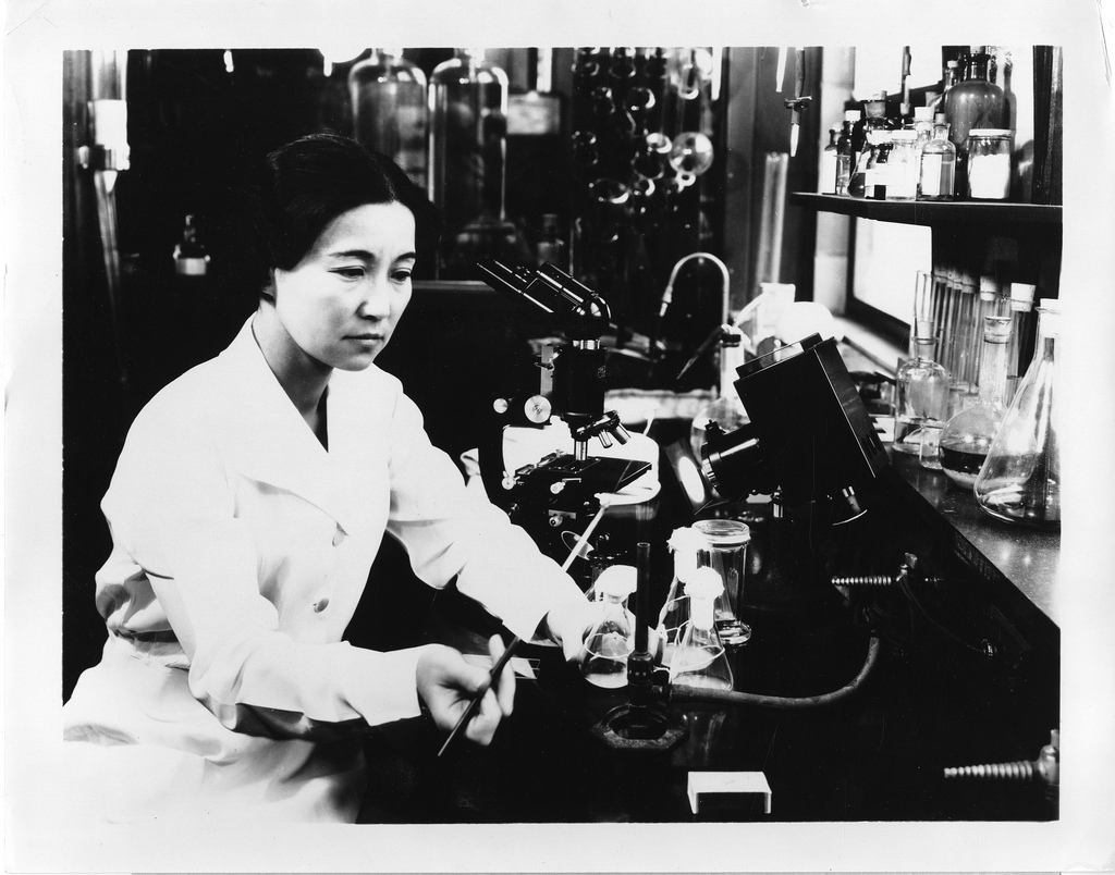 Women In Science 51 Historical Vintage Pictures Of