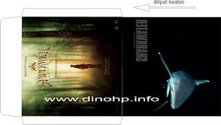 Download Contoh Format Sampul DVD/VCD/Cd