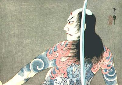 Samurái Yakuza