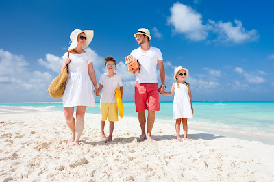 Family Beach Vacation Ideas