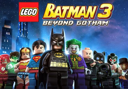 Lego Batman 3: Beyond Gotham - Official Launch Trailer