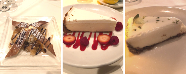 A sweet sampling of desserts at Palm Court in Arlington Heights