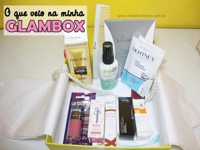 produtos da glambox