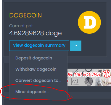 How To Mine Dogecoin With Cpu