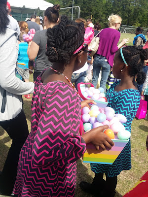 BIGGEST EASTER EGG HUNT EVER! Woodridge Baptist Church