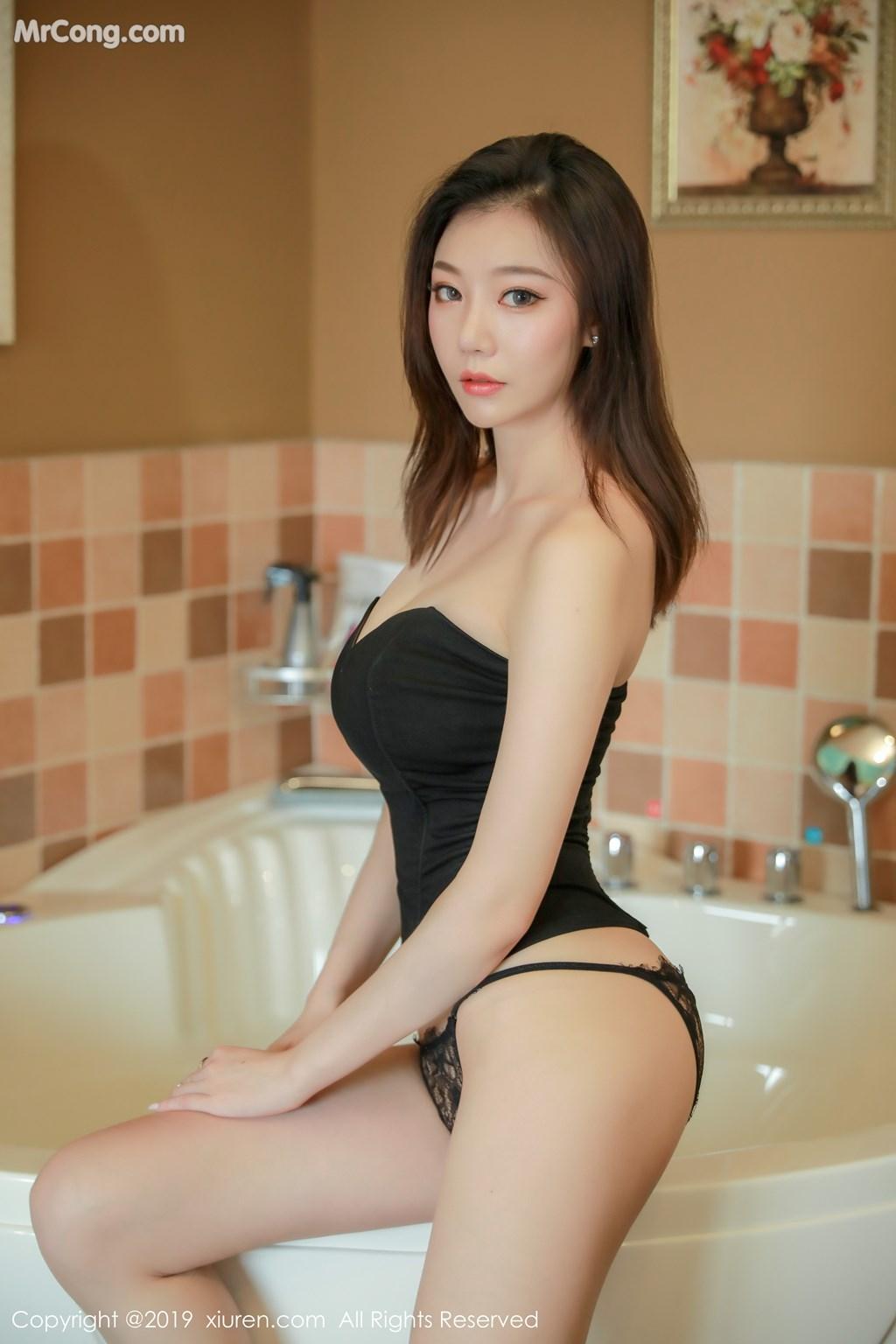 Image XIUREN-No.1614-YUNDUOER-MrCong.com-001 in post XIUREN No.1614: YUNDUOER_ (47 ảnh)