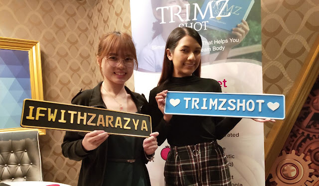 Trimz Shot - slimming supplement that helps you to achieve your dream body