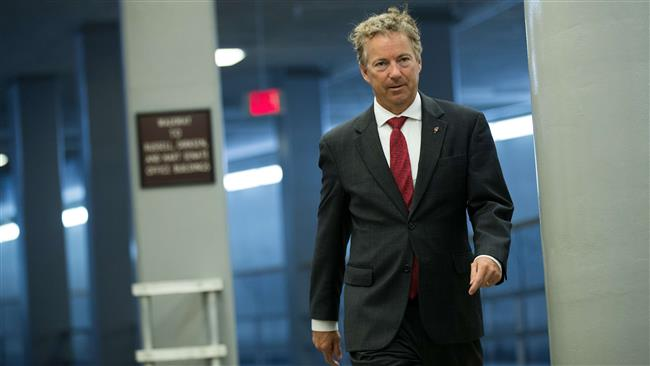 US Republican Senator Rand Paul blasts President Donald Trump for 'militarizing' police