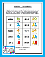 http://learningideasgradesk-8.blogspot.com/2012/05/addition-concentration-with-doubles.html