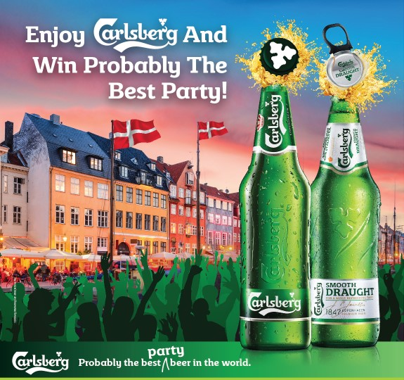Probably The Best Party 2018 And Win An All Expense Paid Trip To Copenhagen
