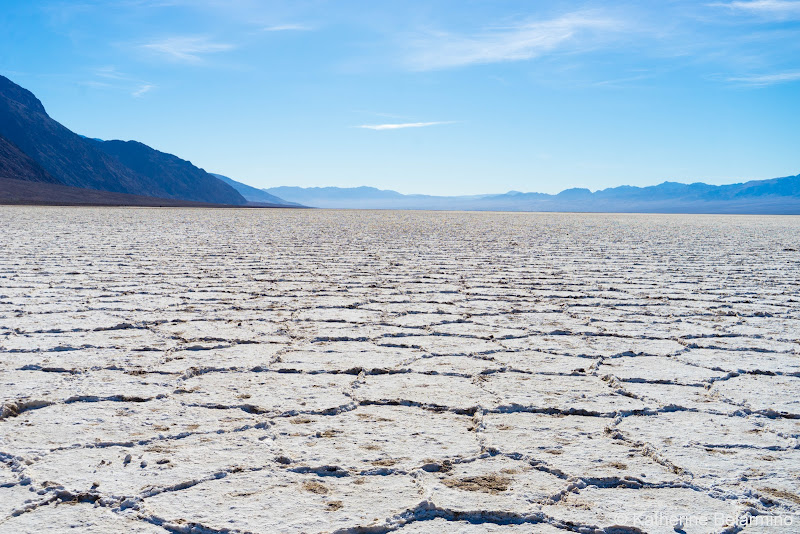 Badwater Basin Death Valley Road Trip Itinerary