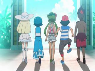 Pokémon Sun & Moon – Episódio 28