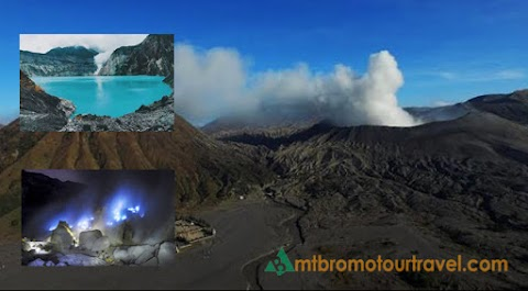 The Best Travel Package to Mt Bromo Sunrise and Ijen Trekking