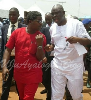 Fayose promises new cars for his released Commissioner, AG