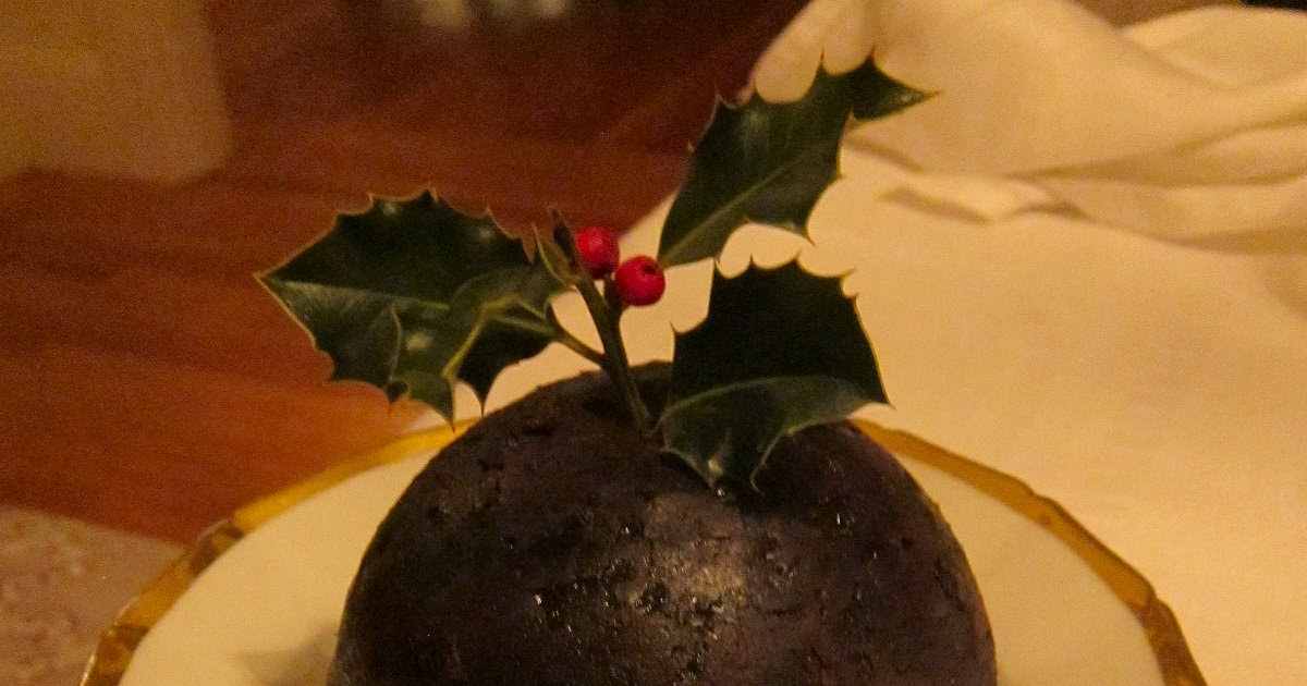 Chronica Domus: What do you eat on Christmas Day?