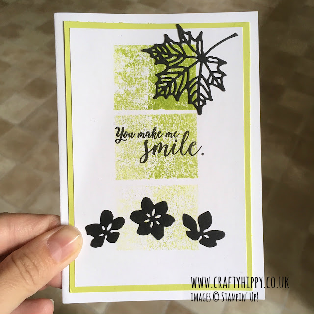 Seasonal Layers Thinlits Dies, Lemon Lime Twist, Colorful Seasons, Stampin' Up!