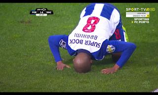 فيديو هدف براهيمي ضد ناسيونال ماديرا في الدوري البرتغالي 07/01/2019