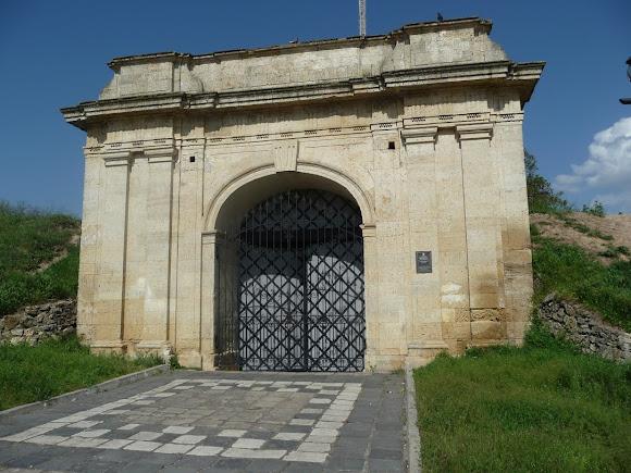 Херсон. Очаковские ворота Херсонской крепости. 1783 г.