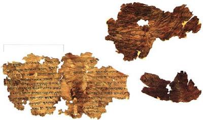 Os pergaminhos do Mar Morto foram escritos pelos essênios