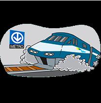 Sistema de transporte de Montreal