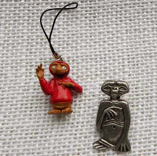 ET charm and pin