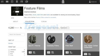 Situs Download Film Movie Legal dan Terpopuler