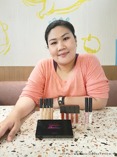 Review Althea Makeup Collections