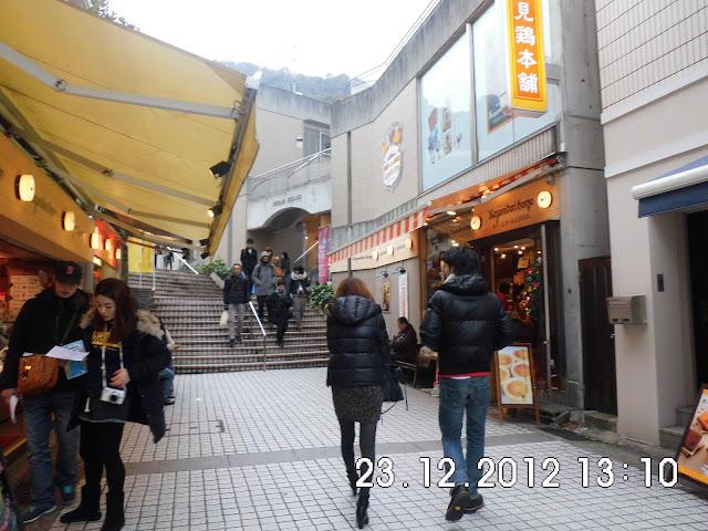 Suasana Klasik Eropa di Ijinkan Kobe Japan