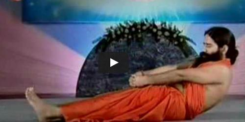 Baba Ramdev -Yoga for Obesity (Motapa Ke Liye) Weight Lose Yoga