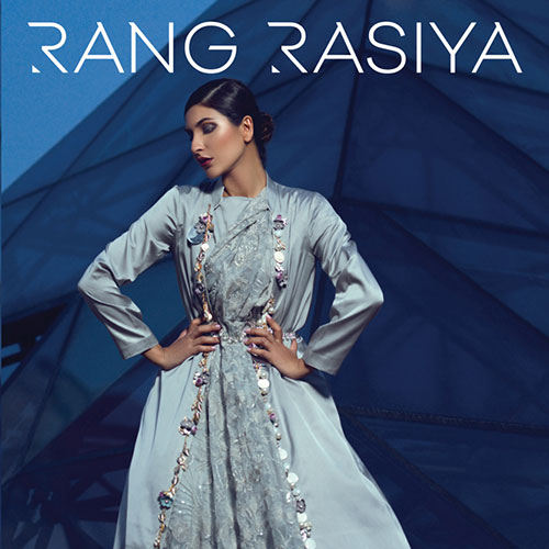 Rangrasiya Luxury Eid Chiffon Collection 2019