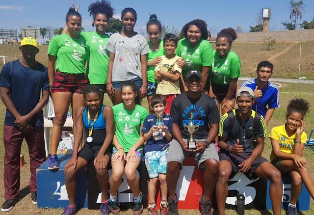 Barretos conquista 14 medalhas no Circuito Regional de Atletismo de Matão
