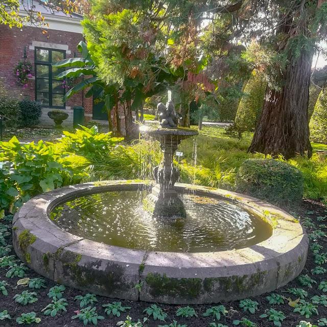 visite leuven en amoureux jardin botanique