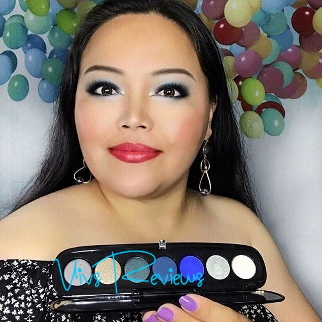 Marc Jacobs Beauty Eyeconic Palette Smartorial