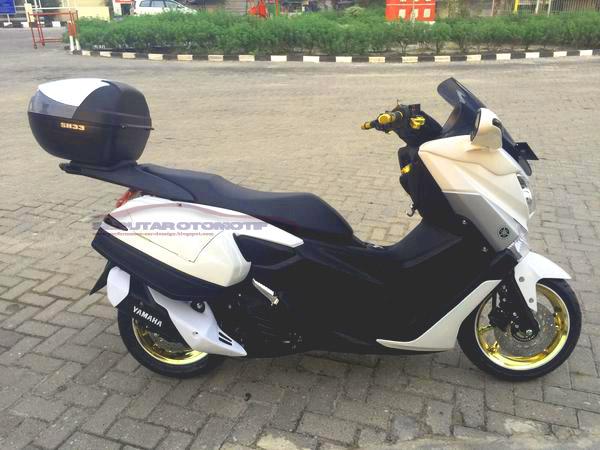 Kumpulan Gambar Modifikasi Yamaha Nmax Terbaru Di Indonesia Automotife