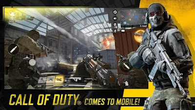 Call of Duty Mobile APK+OBB Download for Android Legends of War