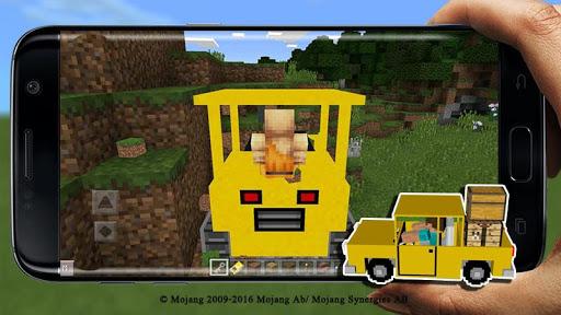 Transport Mod For Minecraft Pe Mod Minecrafterpecom L Tools