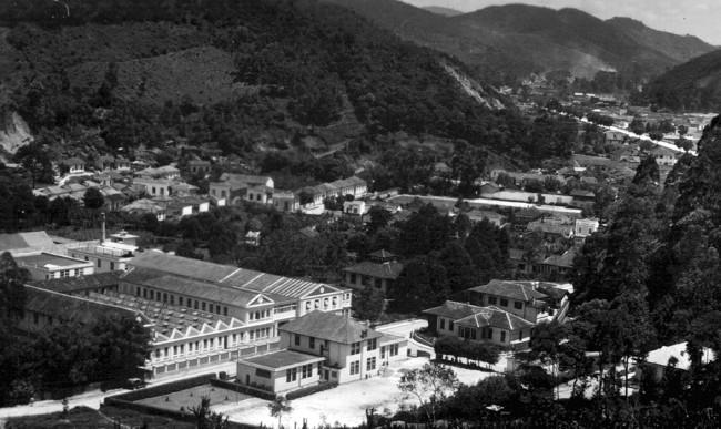 eda0f1b36 História e Memória de Nova Friburgo  A TRINDADE TEUTÔNICA A ERA INDUSTRIAL  NO LIMBO DA HISTÓRIA